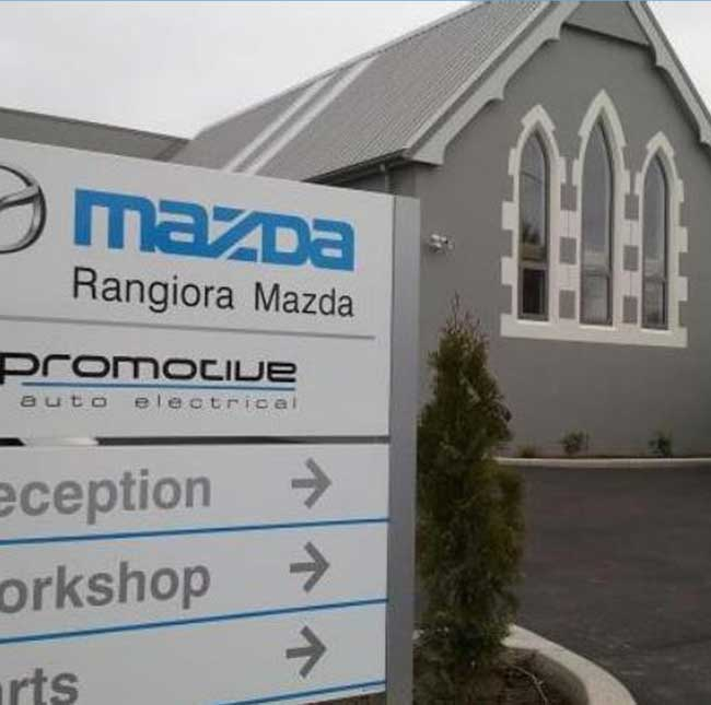 wdbuild projects rangiora mazda